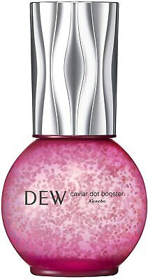 KANEBO DEW Caviar Dot Booster Moisturizing Beauty Essence 40ml From Japan