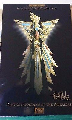 Bob Mackie Fantasy Goddess of the Americas Barbie