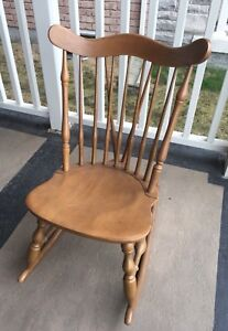 Antique rocking chair.  Good solid condition.