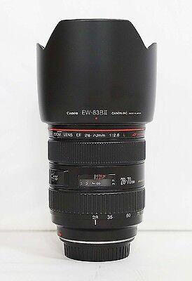 Canon EF 28-70mm  F2.8 / 28-70 2.8 USM Lens