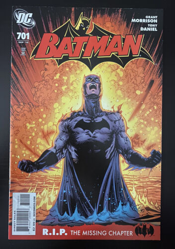 DC Batman 701, Spec 3rd Appearance Of PUNCHLINE Joker s New Girlfriend HOT  - $7.97