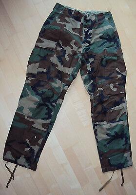 Bundeswehrhose / US Army,camouflage,Small Regular Waist 27 to 31
