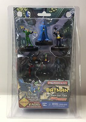 The Joker's Wild DC Comics Heroclix Fast Forces