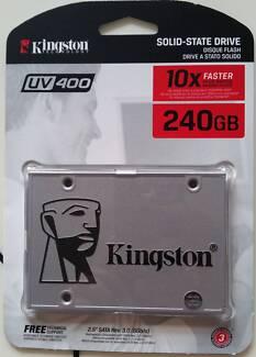 Brand New Kingston 240GB SSD 6Gb/s sealed