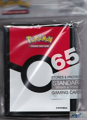 PokeBall Trainer POKEMON TCG ULTRA PRO DECK PROTECTOR CARD SLEEVES