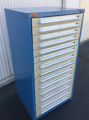 Lyon 14-drawer Cabinet Industrial Tool Shop Heavy Duty Storage