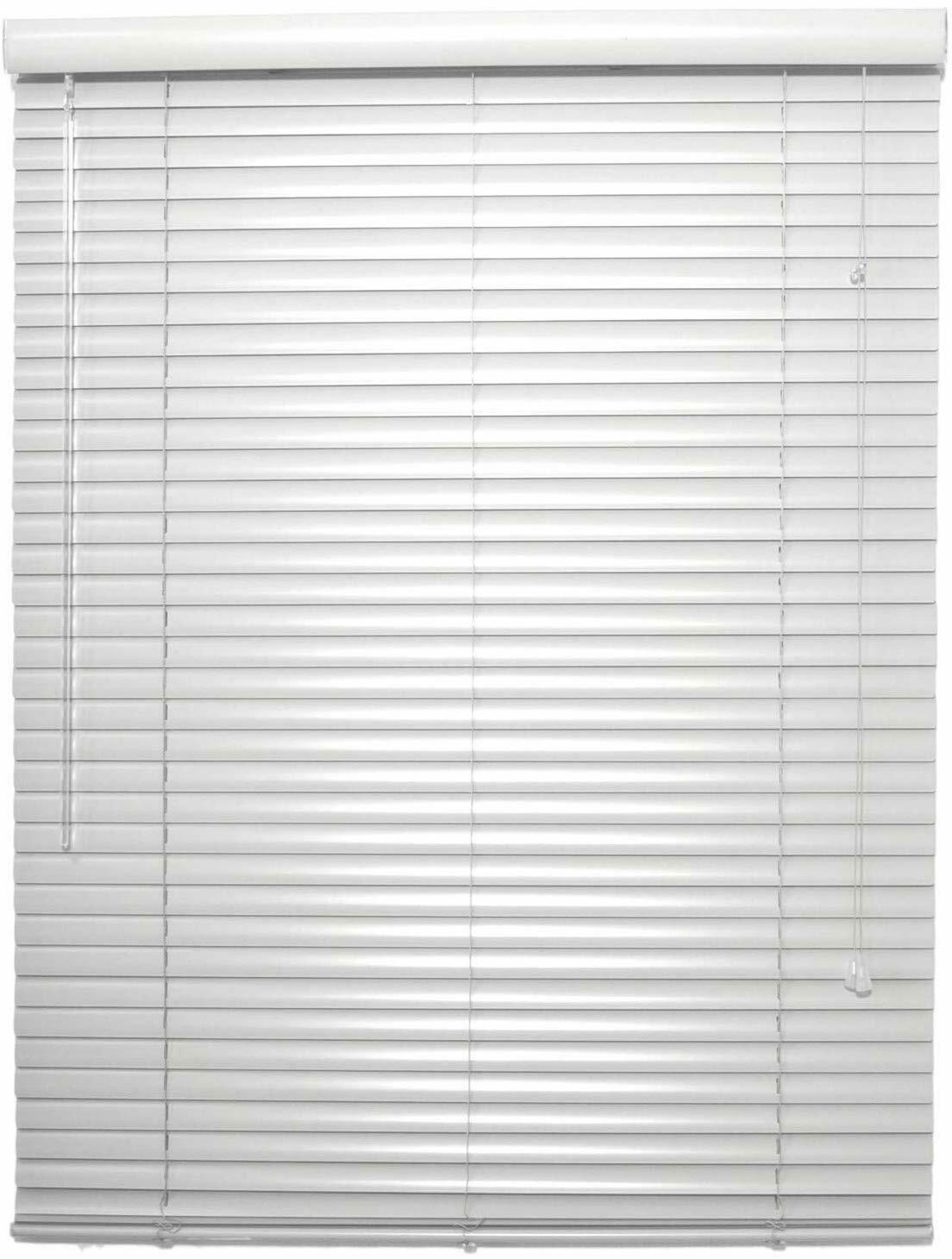 four pack 1 inch aluminum mini blinds