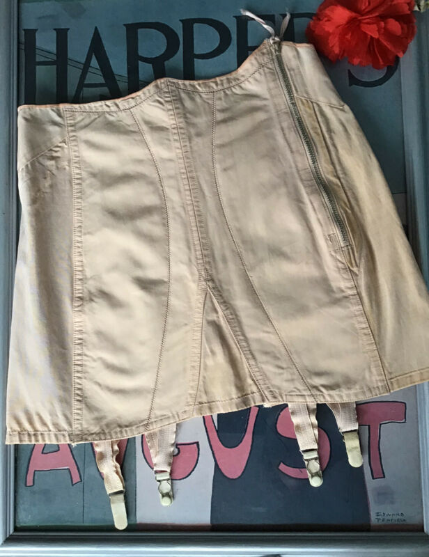 "Vintage 1940's Girdle - Medium - Waist: 29""-31"" Hips: 36""-38"""