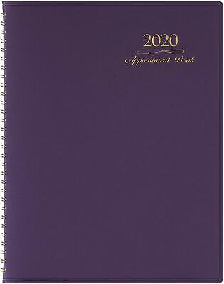 2020 Appointment Bookplanner - Weekly Appointment Bookplanner 2020 Dailyhour