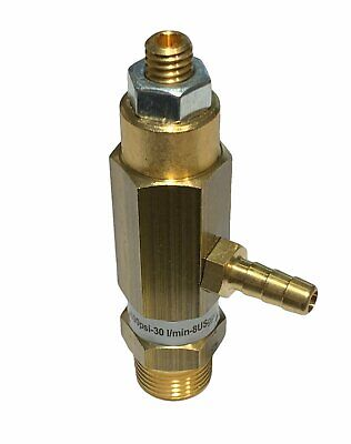 High Quality Brass Pressure Washer Relief Valve Pump Protector 3600 Psi 8 Gpm