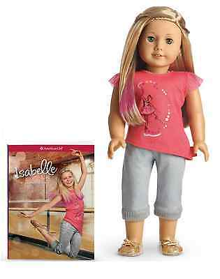 American Girl Isabelle 2014 Doll of the Year & Book Brand New In Box
