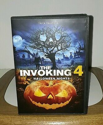 The Invoking 4: Halloween Nights (DVD, 2017) - 2017 Halloween The Movie