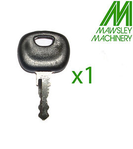 14603-IGNITION-KEY-BOMAG-MANITOU-HATZ-JCB