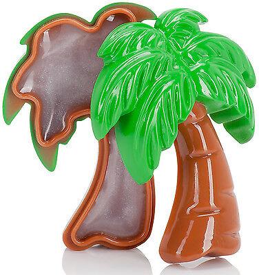 Lippenpflege Kokosnuss (Cute PALM TREE Lip Balm Palme LIPPENBALSAM - Kokosnuss Rockabilly)