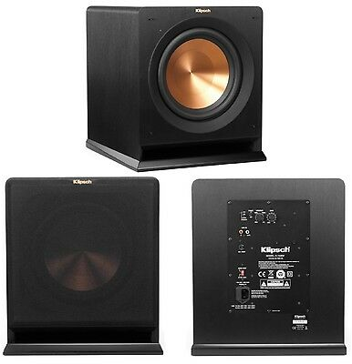 klipsch rc64ii cherry center lautsprecher 800 watt rc64 ii ebay. Black Bedroom Furniture Sets. Home Design Ideas