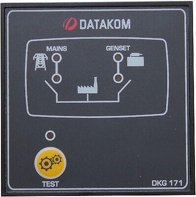 DATAKOM DKG-171 GENERATOR / MAINS AUTO TRANSFER SWITCH CONTROL PANEL (ATS)