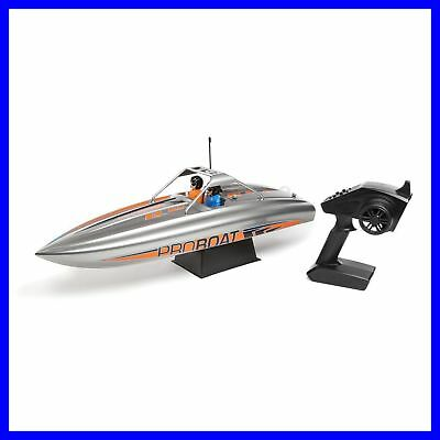 New Pro Boat 23 Inch River Jet Boat RC Deep V RTR Self Righting PRB08025