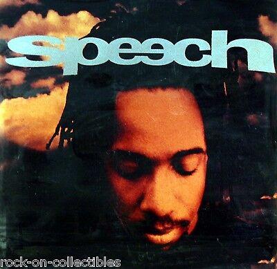 Speech Original Light Box Translucite Original Promo Poster