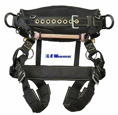Weaver Arborist Lineman Wlc-730 Saddle W Batten Seat - Small