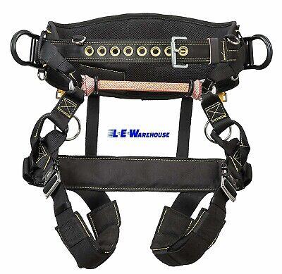Weaver Arborist Lineman Wlc-730 Saddle W Batten Seat - Large