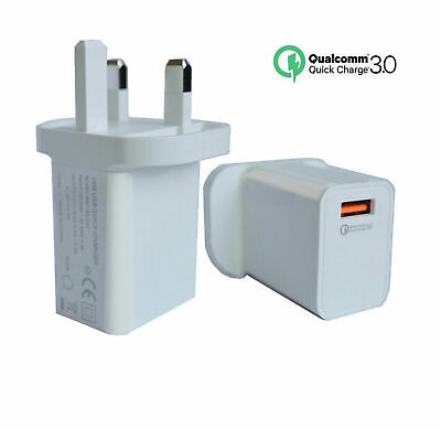 QC 3.0 USB 24W Travel Quick Charger Adapter Plug for Xiaomi MIX MIX2 Poco F1