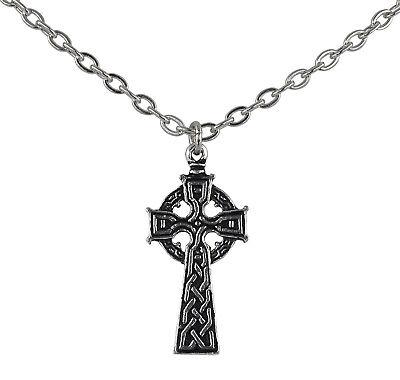Celt's Cross Pendant (Retired) - Alchemy Gothic Celtic Amulet/Talisman