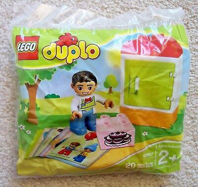 LEGO - Duplo - 40267 Find a Pair - Baker Birthday Cake - New & Sealed - Find A Birthday