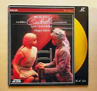Prokofiev_cinderella_ Laser Disc -  - ebay.it