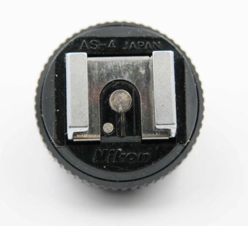Nikon AS-A Flash Coupler Mounting Adapter For Nikon F3 HP