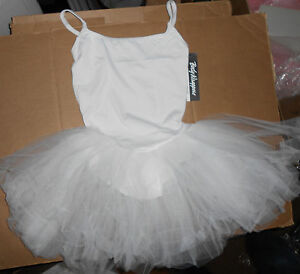 NWT-Short-Ballet-Tulle-Tutu-costume-Adult-szs-3-colors