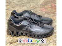 DV5220 REEBOK ZIG PULSE Men/'s BLACK MATTE Referee Shoes