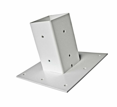 Mail Boss, White 7157 Surface Mount Base Plate