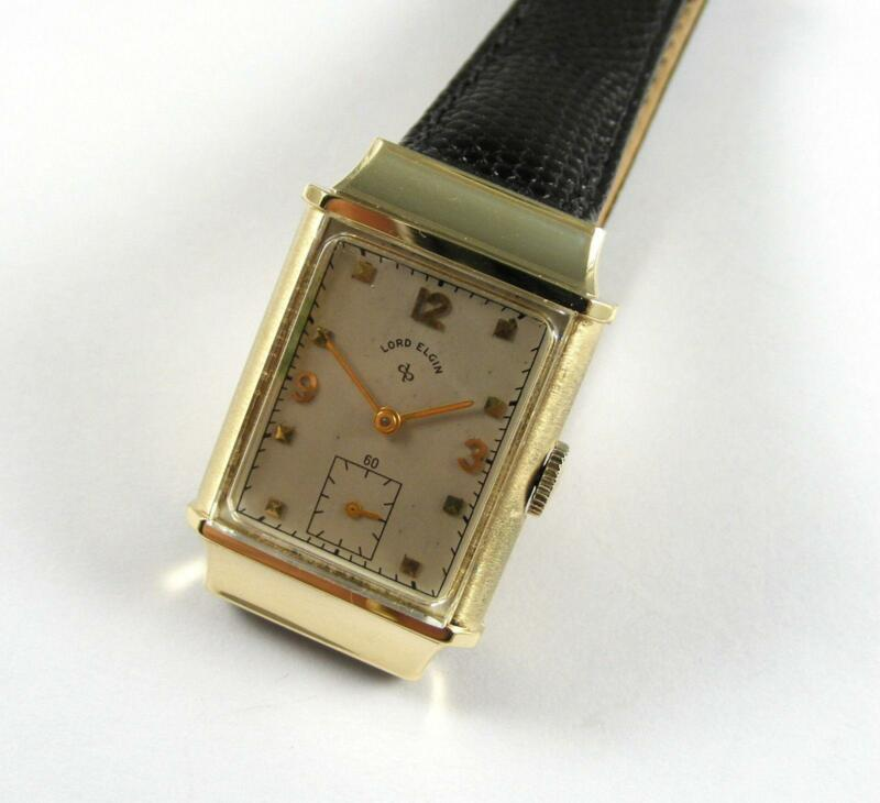 elgin watch lord elgin watches