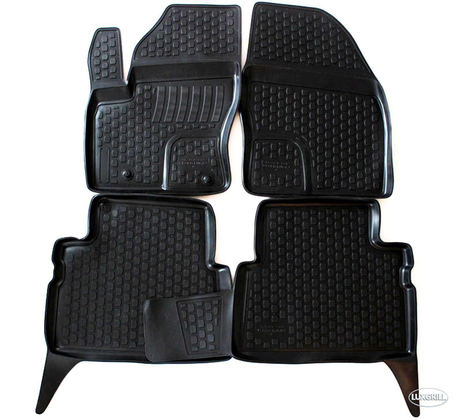 rmfo200606 premium gummimatten gummifu matten tpe 3d ford. Black Bedroom Furniture Sets. Home Design Ideas