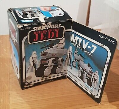 Star Wars: MTV-7 Original Vintage Kenner, Complete Boxed with Instructions - VGC