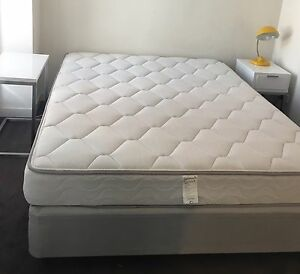 Bed with Mattress Brighton Bayside Area Preview