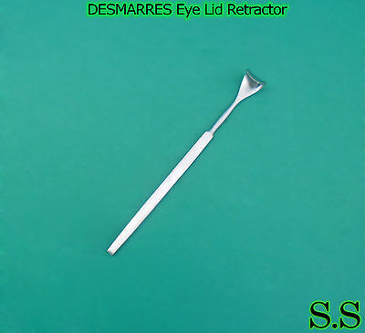 4 Desmarres Retractor Ophthalmic Surgical Ophthalmology