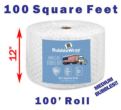 516 Bubble Wrap Medium 100 By American Bubble Boy
