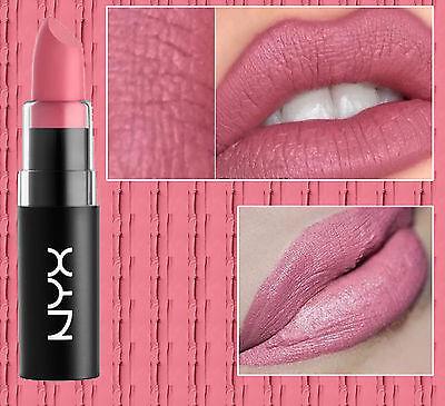 купить Nyx Matte Lipstick Tea Rose на Ebaycouk из