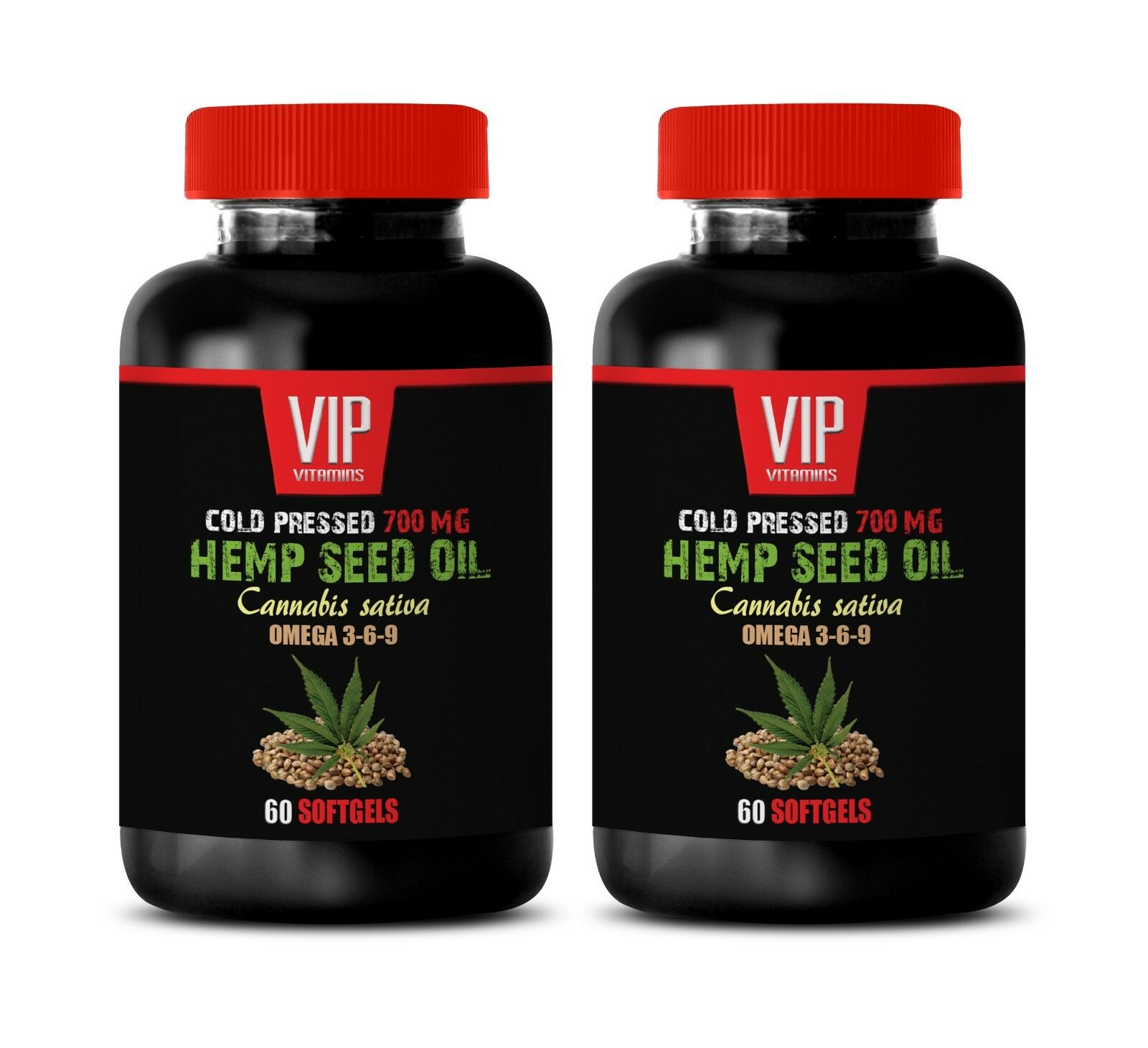 hemp oil in pill form - COLD PRESSED HEMP SEED OIL 700MG 2B - antioxidant