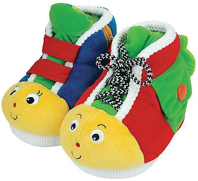 Ks Kids Baby Lernschuhe Schuhe mit vielen Lernspielmöglichkeiten 765459