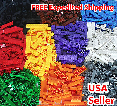 1000 Pieces Generic Building Bricks Blocks Lot Parts Compatible to Major Brand