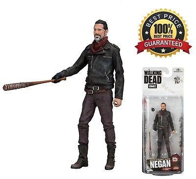 Walking Dead Accessories (The Walking Dead Negan Toy Action Figure Collectible Lucille Bat &)