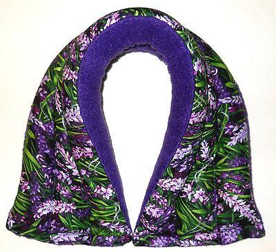 HERBAL HEAT PACK-NECK: Lavender-Farmer John's-Organic Herbal Pad With -