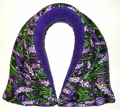 HERBAL HEAT PACK-NECK: Lavender-Farmer John's-Organic Herbal