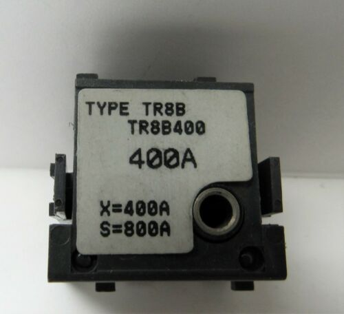 GENERAL ELECTRIC TR8B400 400A RATING PLUG