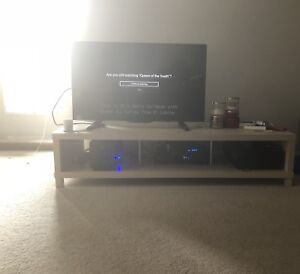 TV Bench Stand