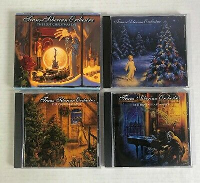 Trans-Siberian Orchestra Christmas Eve Attic Lost Christmas Beethoven's (4 CD)  ()