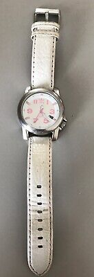 Adidas Stainless Steel Watch w/ Date ADH1285 New Battery Women's Watch