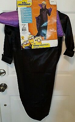 MINIONS DRACULA HALLOWEEN OUTFIT (Minion Halloween Outfit)
